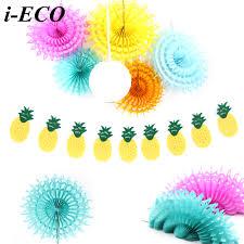 Pineapple Home Decor Online Get Cheap Paper Lantern Pineapple Aliexpress Com Alibaba