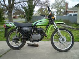 Barn Finds For Sale Australia Kawasaki F11 250 1974 Vintage Motorcycle Barn Find Not Dt Or Ts