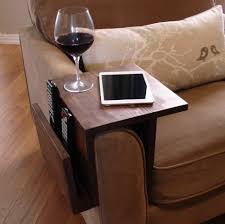 sofa table design sofa tray tables amazing design simple handmade