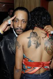 celebhaterz pics katt williams tattoo is a dummy