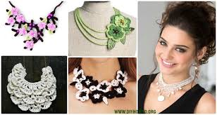 necklace pictures free images Crochet necklace free patterns instructions jpg