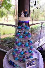 purple and turquoise wedding purple and turquoise wedding cupcakes choc mud and flickr