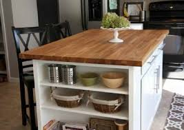 how to build a simple kitchen island simple and diy kitchen island decorating ideas with wood