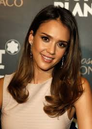 soft curl hairstyle jessica alba soft curls hairstyle popular haircuts