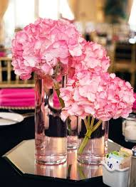 Flower Centerpieces For Wedding - 25 best pink flower centerpieces ideas on pinterest tall vases