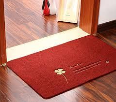 Rubber Backed Carpet Runners Doormats Buy Non Slip Dark Brown Black Door Mats Rubber Backed Kitchen Mat