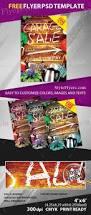 garage sale flyer free psd flyer template free download 11152