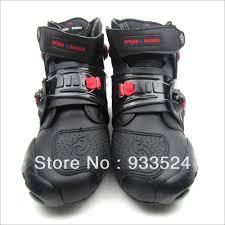 yamaha motocross boots waterproof shoes boot mx motorcycle motor high fiber leather