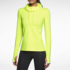 54 off nike tops reduced nike pro hyperwarm training hoodie