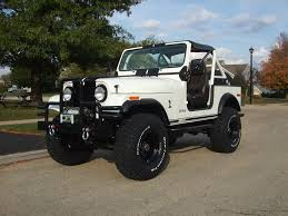 custom jeep white coiz 1979 cj7 frame off resto picture crazy page 113