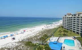 Map Of Panama City Beach Florida by Panama City Beach Condo Rental Moonspinner