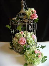 Decorative Bird Cages For Centerpieces by 47 Best Gabbiette Shabby Bird Cages Images On Pinterest