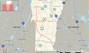 State Of Vermont Map by Vermont Route 30 Wikipedia