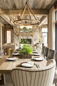 Country Dining Table Candelabra Chandelier With Long Wood Dining Table Country