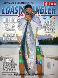 Zach King Author At Wolf Creek Angler Page 2 Of 2 by Coastal Angler Magazine March Lakeland U0026 Sumter By Coastal