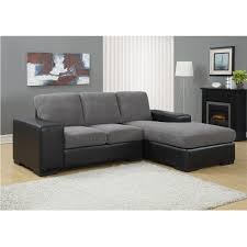 Charcoal Gray Sectional Sofa With Chaise Lounge by Grey Corduroy Sectional Sofa Best Home Furniture Decoration