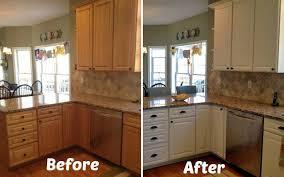 Kitchen Cabinet Makeover Kitchen Cabinet Makeover Wayfair