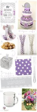 purple baby shower themes baby shower inspiration purple peanut theme baby aspen