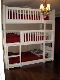 25 Best Wood Bunk Beds Ideas On Pinterest Rustic Bunk Beds by 25 Best Multiple Bed Solutions Images On Pinterest Triple Bunk