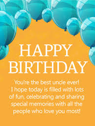 birthday balloon cards for uncle birthday u0026 greeting cards by