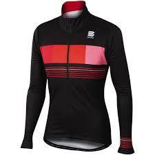 thermal cycling jacket wiggle sportful stripe thermal jacket cycling windproof jackets