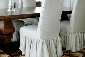 linen chair covers linen parson chair covers designcorner