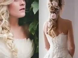 Frisuren F Lange Haare Hochzeit by Hochzeit Frisuren Mit Blumen Für Langes Haar Asktoronto Info