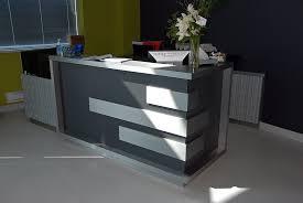 Commercial Reception Desk Oticon Reception Desk Willsëns Architectural Millwork On
