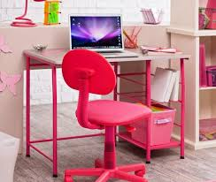 Dorm Room Desk Chair Pink Office Chair