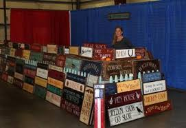 wooden signs decor bar events wood signs and home decor craft show schedule