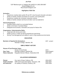 animation cover letter 100 pay for a resume simple cover letter samples images