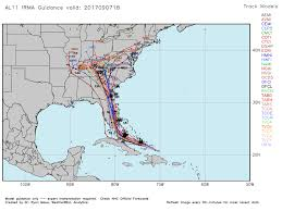Map Southern Florida by Category 5 Hurricane Irma Has South Florida In Her Gun Sights