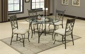Metal Kitchen Table Sets MADA PRIVAT - Metal dining room tables