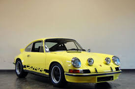 1973 porsche rs for sale porsche 911rs for sale cpr
