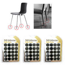 Felt Pads For Chairs Furniture Felt Pads Ebay