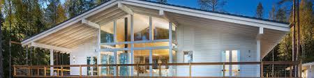 Interieur Maison Bois Maison Bois Madrier Contrecoll Vivre Autrement Groupe De La