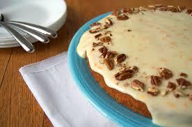 spaghetti squash cake w cream cheese glaze giveaway closed