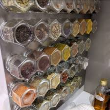 Diy Magnetic Spice Rack 13 Off Gneiss Spice Diy Magnetic Spice Rack Includes Empty