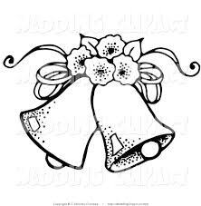 bell clip art black and white u2013 clipart free download