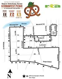 halloween city centerville ohio where to park at germanfest picnic at riverscape dayton ohio