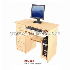 Standard Computer Desk Gx 926 Wooden Computer Table Office Furniture Gx 926