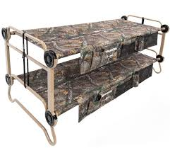 Portable Bunk Beds Disc O Bed Realtree O Bunk Xl Portable C Bunk Bed With