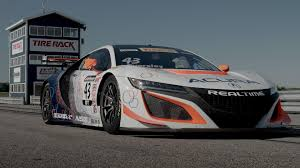 join us behind the wheel of the race ready nsx gt3