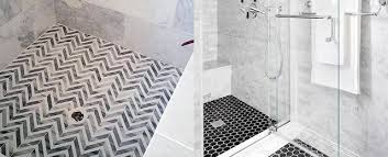 unique bathroom flooring ideas top 50 best shower floor tile ideas bathroom flooring designs