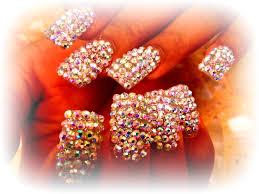 diamond nails full hand youtube