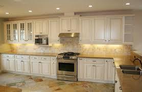 Cream Colored Kitchen Cabinets HBE Kitchen - Kitchen cabinet glaze colors