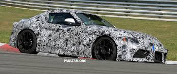 How Much Is A Toyota Supra 2018 Toyota Supra Spied On Nurburgring With Bmw M2 Supramkv