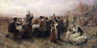 the history of thanksgiving business insider