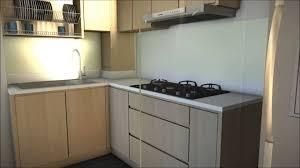 strikingly inpiration 3 room flat kitchen design singapore