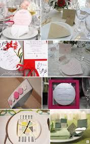 id e original mariage menu mariage faites le plein d idées
